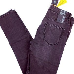NWT H&M Super Stretch Reg Waist Skinny Jeans 6